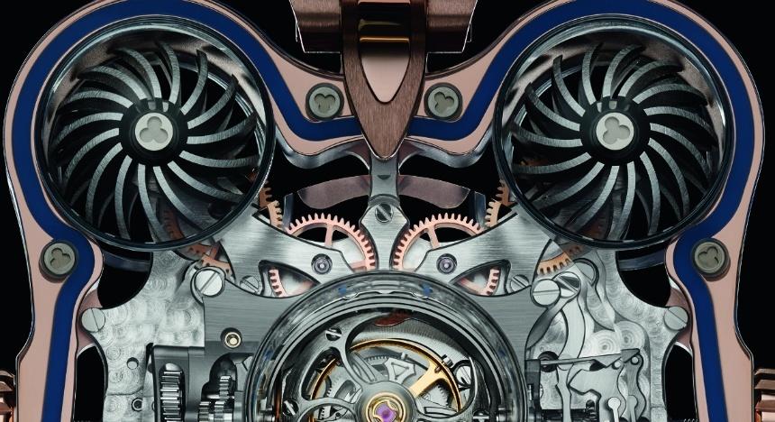 Luxusní hodinky MB&F Horological Machine No. 6 SV