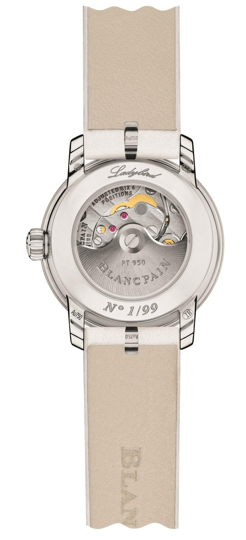 Luxusni damske hodinky Blancpain Ladybird