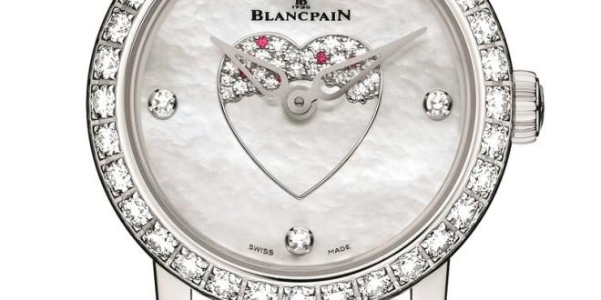 Luxusni hodinky Blancpain Ladybird