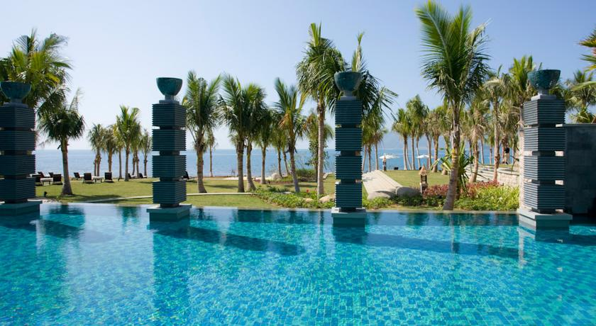 Mandarin Oriental Sanya - luxusní dovolená