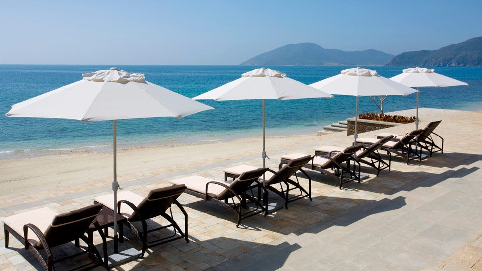 Mandarin Oriental Sanya luxusní dovolená