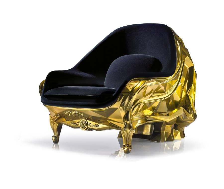 Nábytek ze zlata - Harow