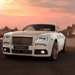 Mansory Rolls Royce Wraith Palm Edition 999