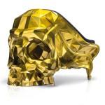 Zlaté křeslo za více než 12 miliónů korun