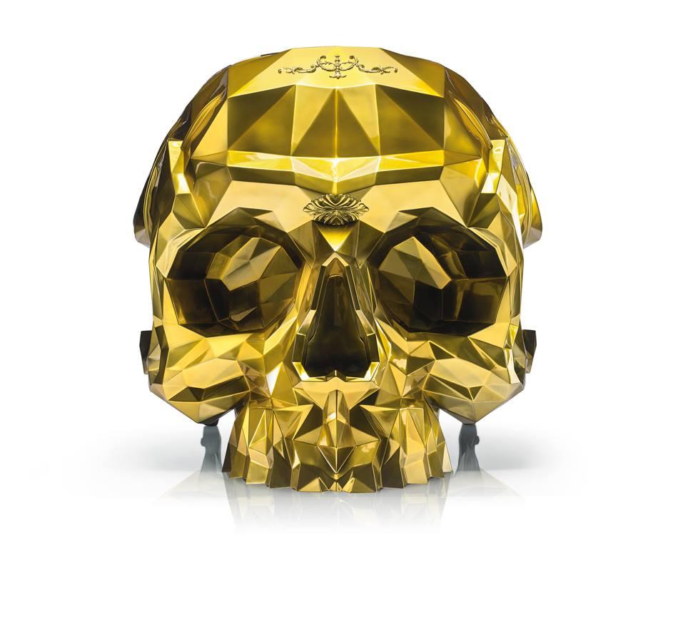 luxusni zlaty nabytek