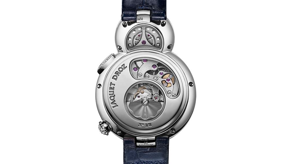 Elegantní dámské hodinky Jaquet Droz Lady 8 Flower