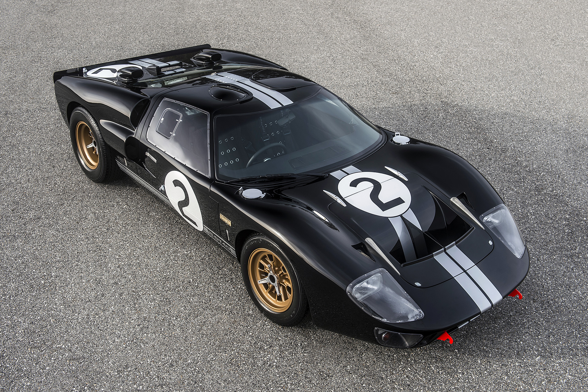 Ford GT40 MKII 50th Anniversary Edition