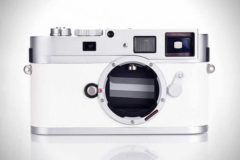 Leica M9-P White Limited Edition - luxusní fotoaparát