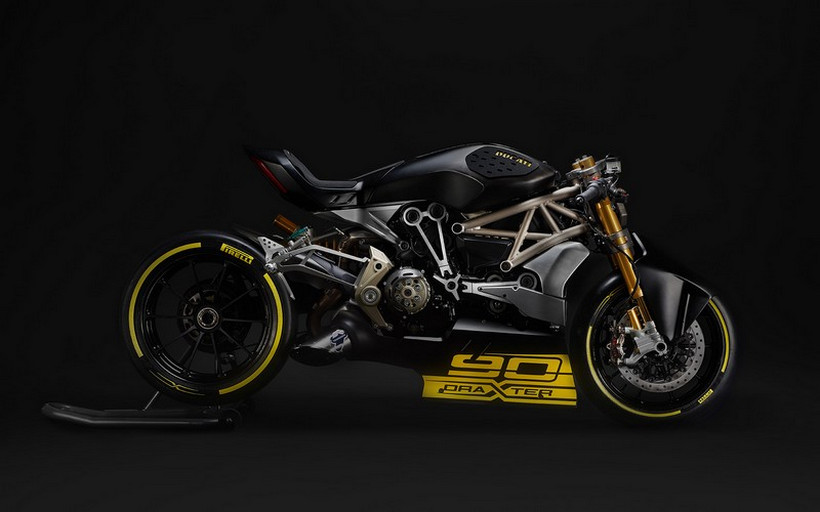 Luxusní Ducati - draXter XDiavel