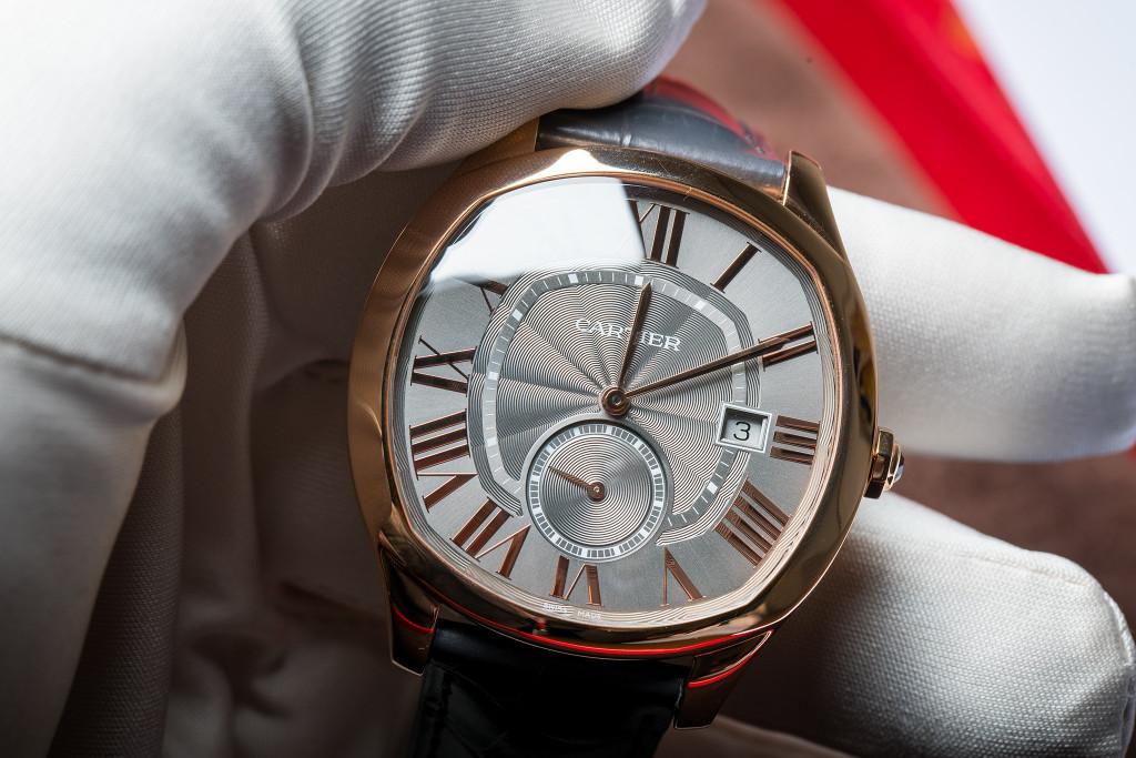 Luxusní hodinky Cartier - Drive de Cartier