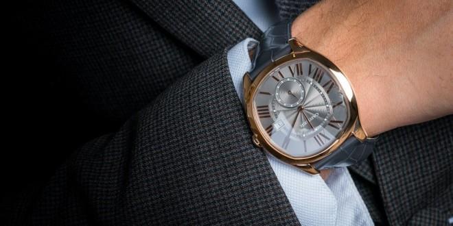 de57c8b20 Luxusní pánské hodinky Cartier – Drive de Cartier   Luxurio.cz