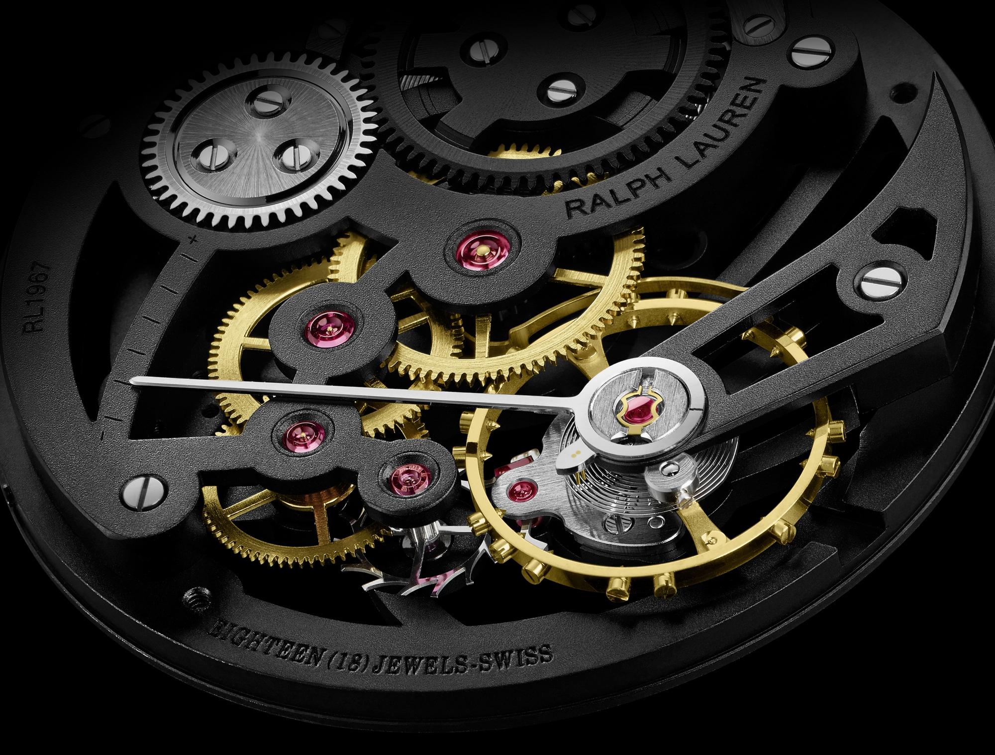 Luxusní hodinky Ralph Lauren Automotive
