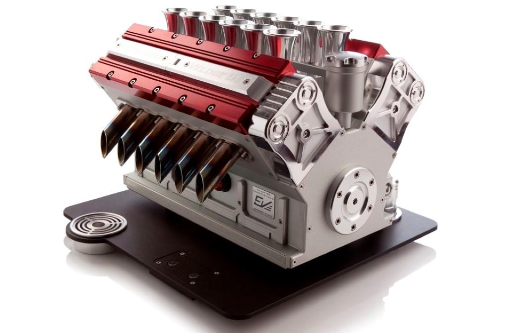 Luxusní kávovar Espresso Veloce Serie Titanio V12