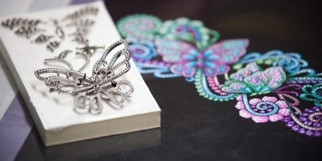 Luxusní náhrdelník Chopard