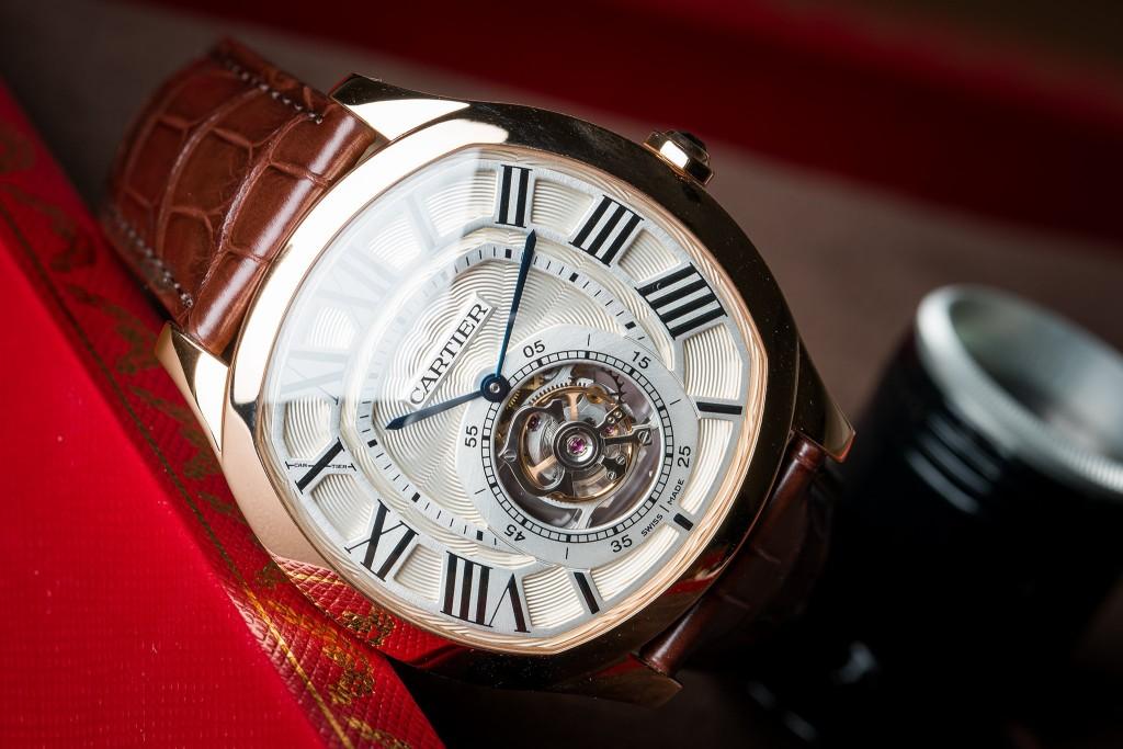 Luxusní pánské hodinky Cartier - Drive de Cartier