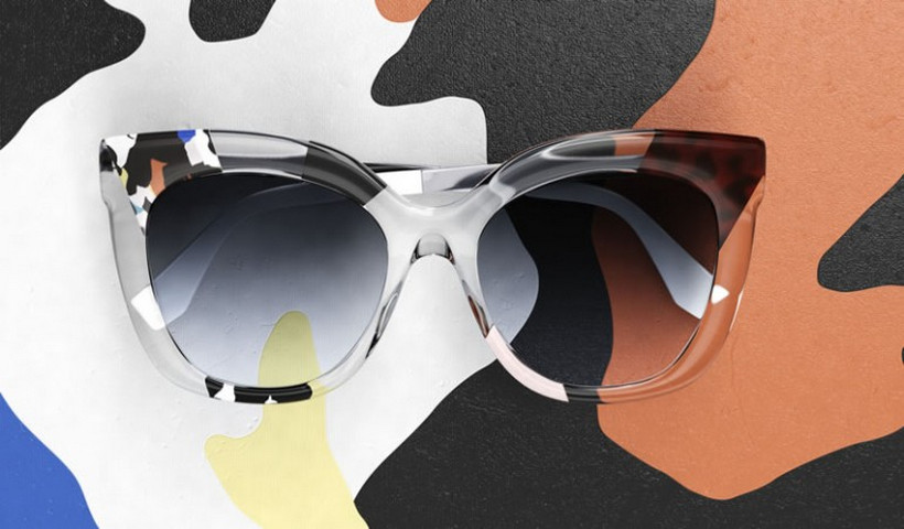 Luxusní sluneční brýle Fendi