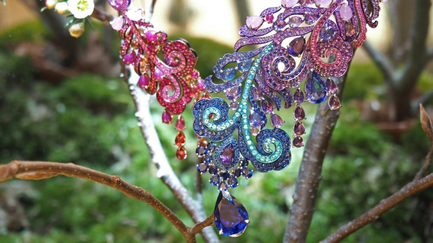 Luxusní šperky - Chopard Haute Joaillerie