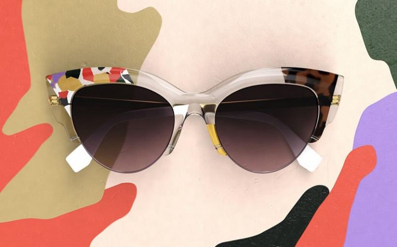 Luxusní brýle Fendi Jungle