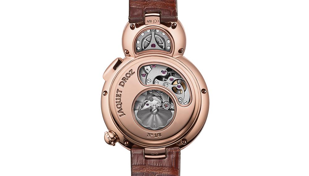 Luxusní hodinky Jaquet Droz Lady 8 Flower