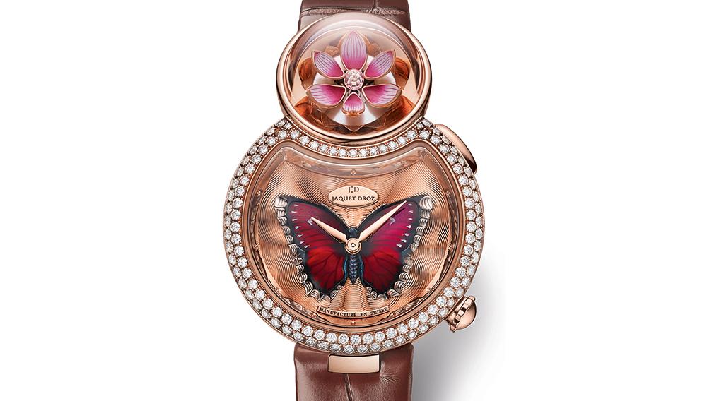 Luxusní hodinky Jaquet Droz
