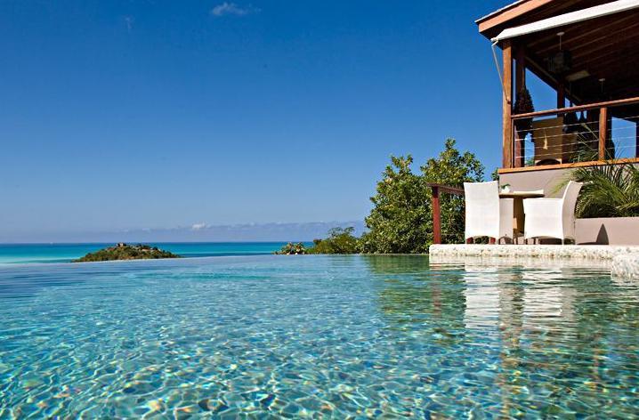 Luxusní hotel v Karibiku Sugar Ridge Resort