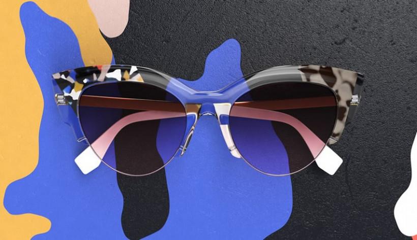 Luxusní sluneční brýle Fendi Jungle