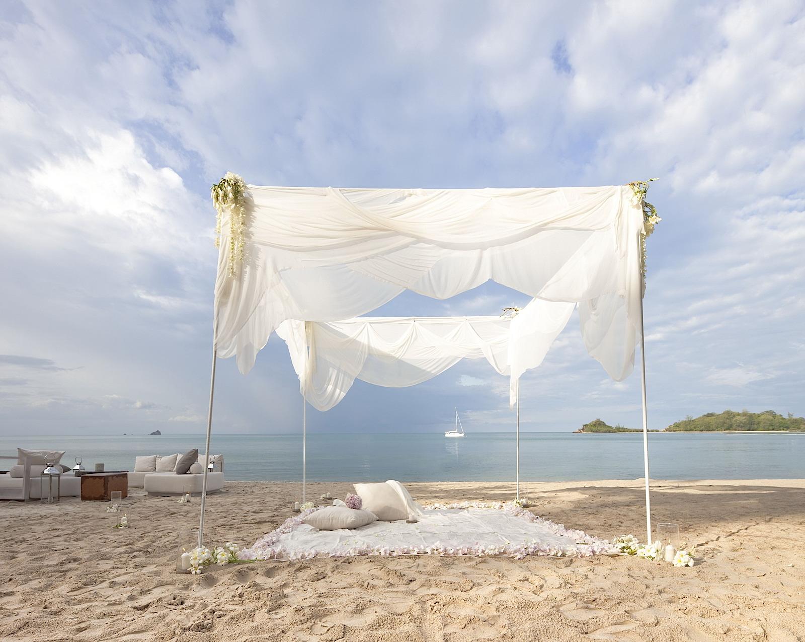 Luxusní svatba Thajsko - SALA Samui Resort And Spa