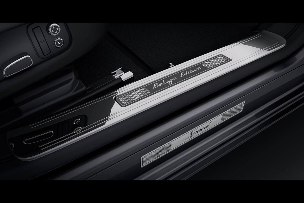 Luxusni Bentley Mulsanne Speed - Beluga Edition