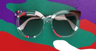 Stylové brýle Fendi Jungle z kolekce Spring/Summer 2016