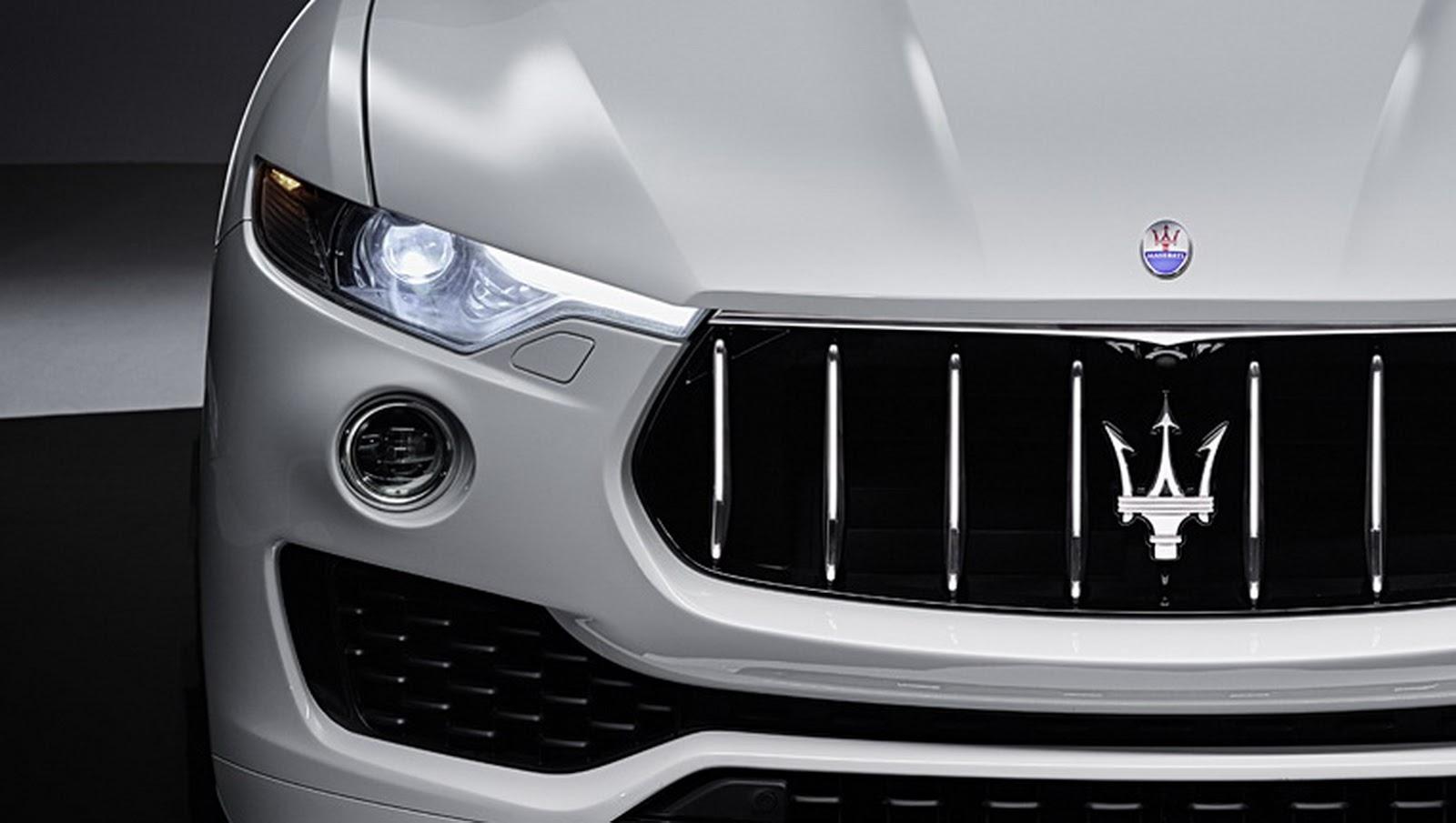 Luxusni suv - Maserati Levante