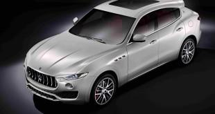 Maserati Levante luxusní crossover