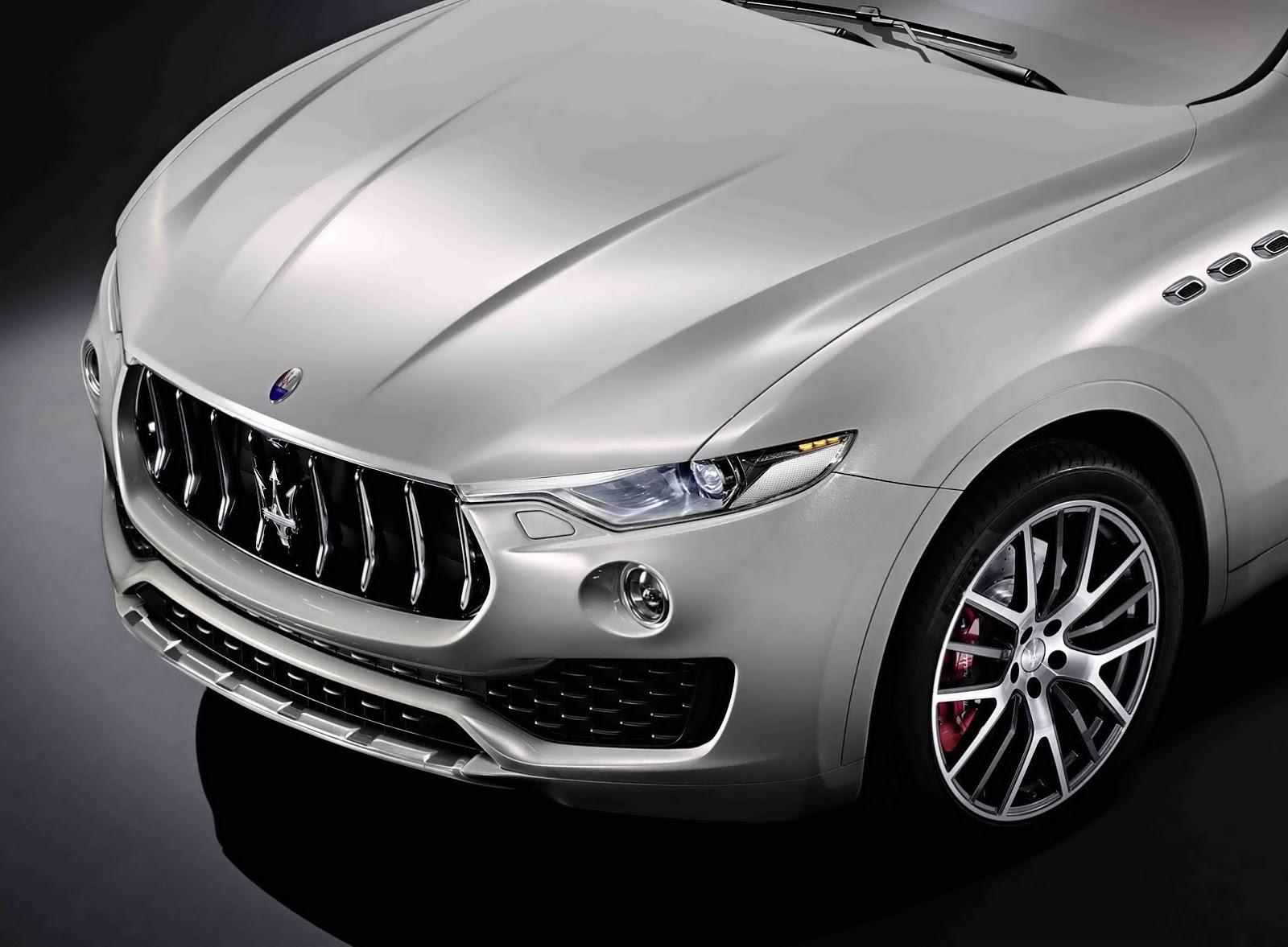 Maserati Levante luxusni suv