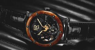 Ralph Lauren Automotive Skeleton luxusní hodinky up