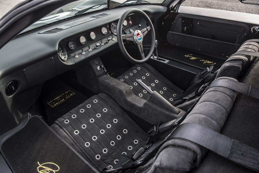 Shelby Ford GT40 50th Anniversary Edition