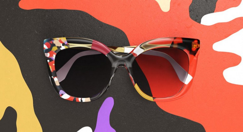 Sluneční brýle Fendi Jungle