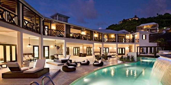 Sugar Ridge Resort - luxusní dovolená Antigua