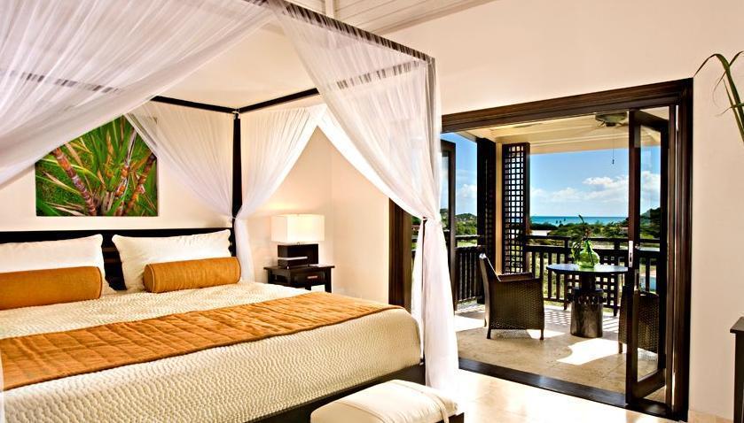 Sugar Ridge Resort - luxusní dovolená Karibik
