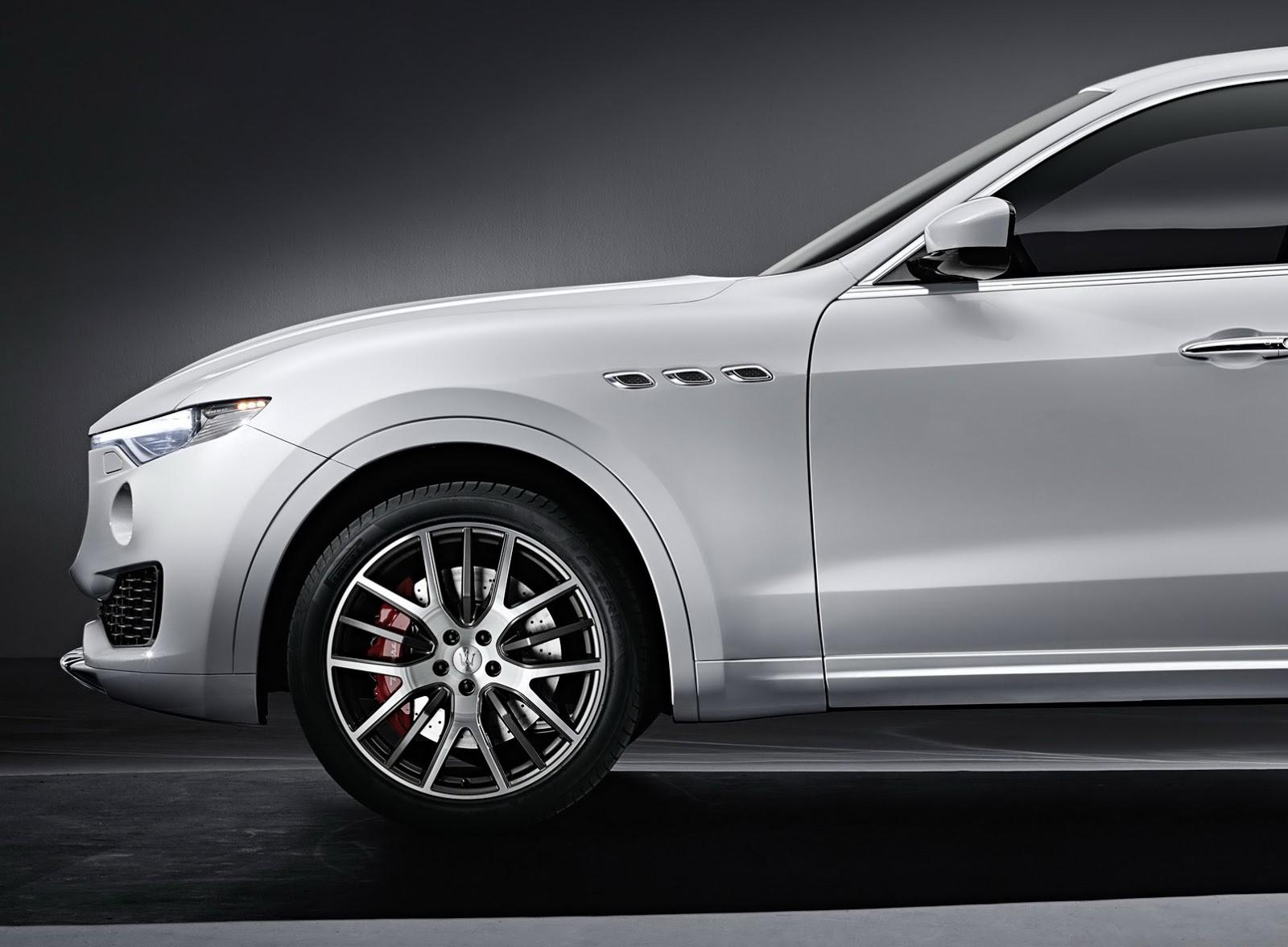 luxusni suv Maserati Levante