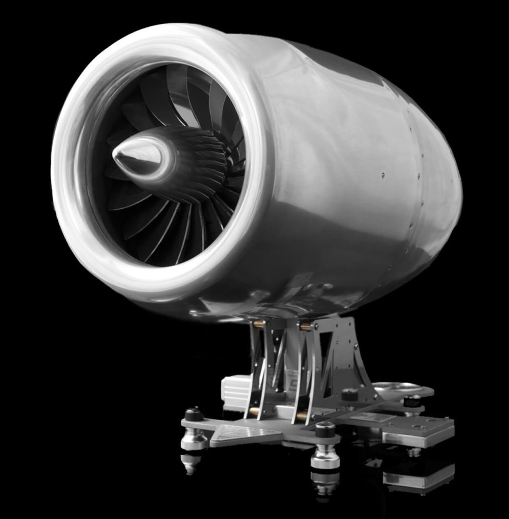 Aviator Veloce Turbojet kávovar
