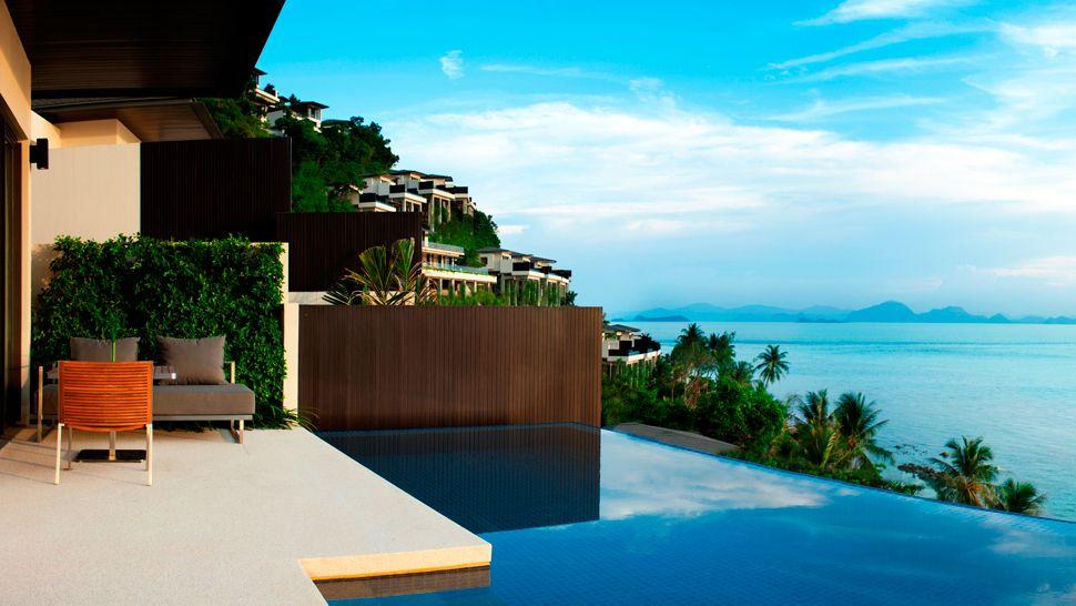 Conrad Koh Samui - luxusní dovolená v Thajsku