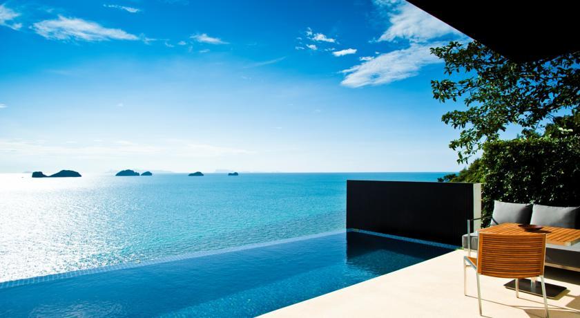 Conrad Koh Samui - luxusni dovolena v Thajsku