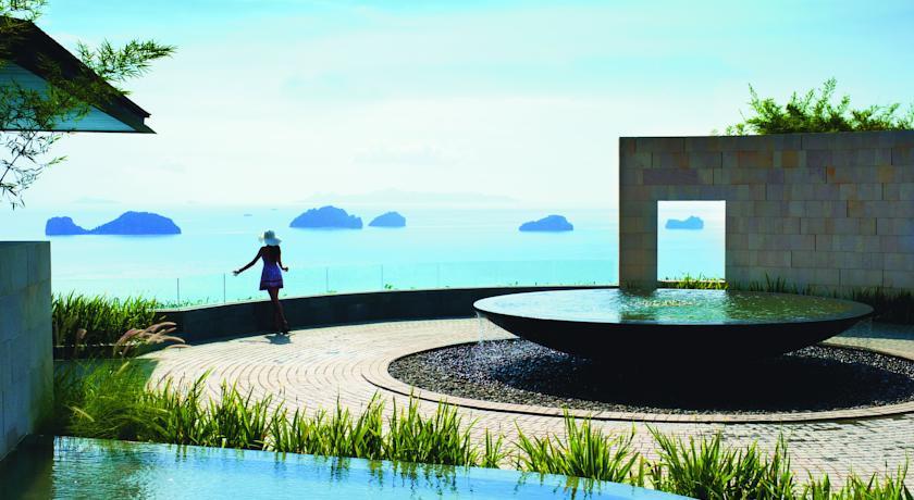 Conrad Koh Samui - romantická dovolená Thajsko