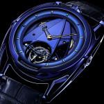 Titanová krása ze Švýcarska – De Bethune DB28/T Kind of Blue