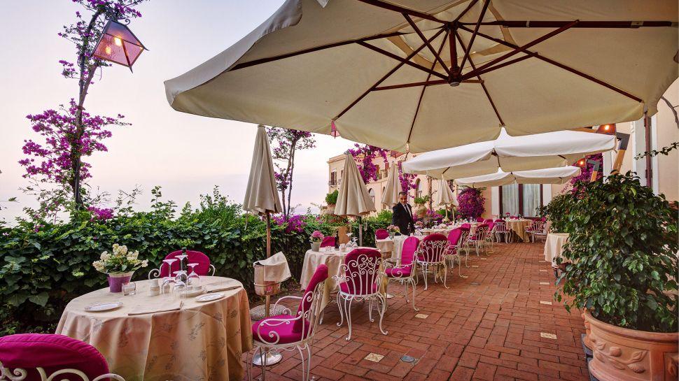 Dovolená Sicílie - San Domenico Palace Hotel