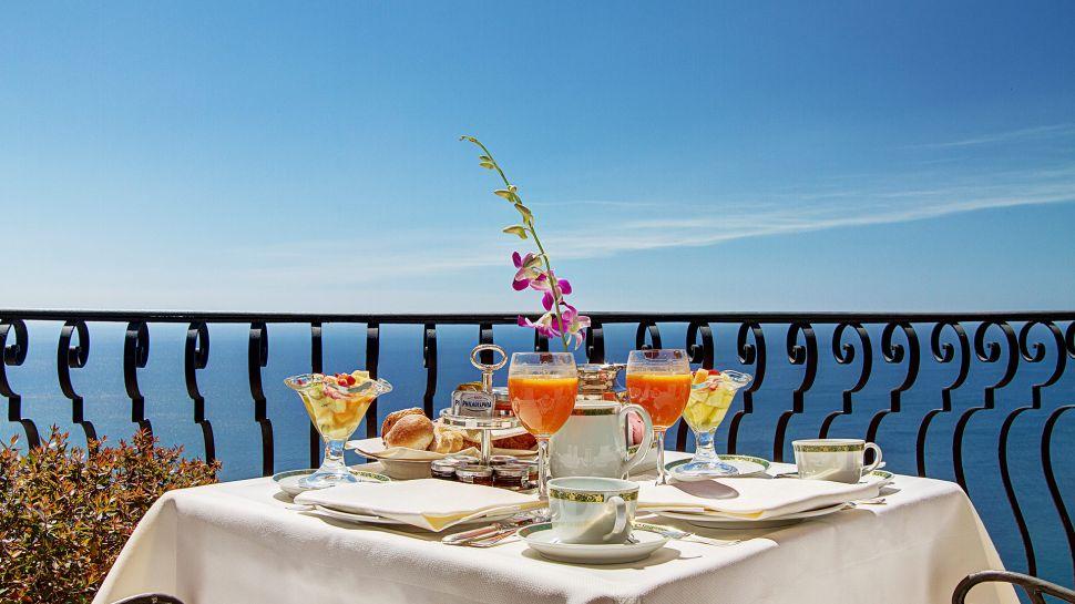 Dovolená na Sicílii - San Domenico Palace Hotel