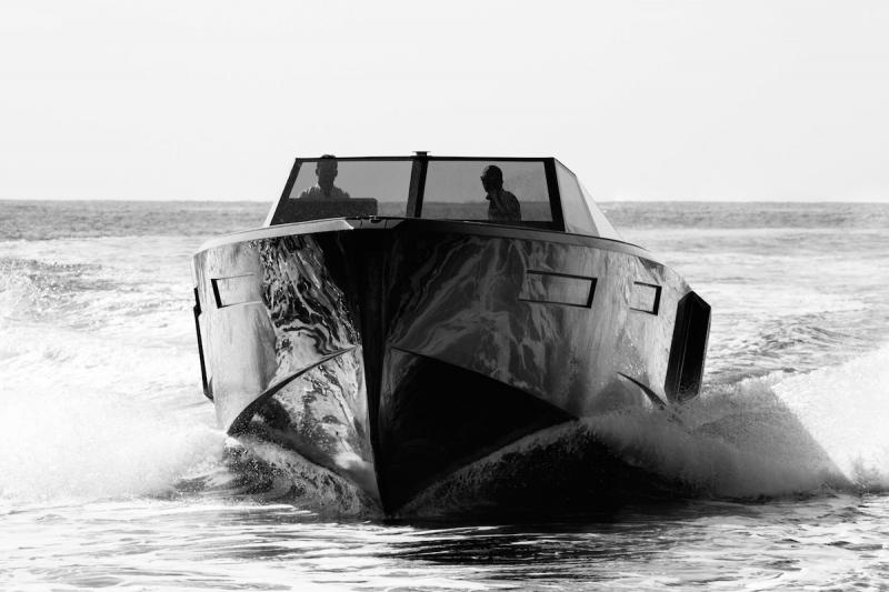 Evo 43 - luxusní jachta