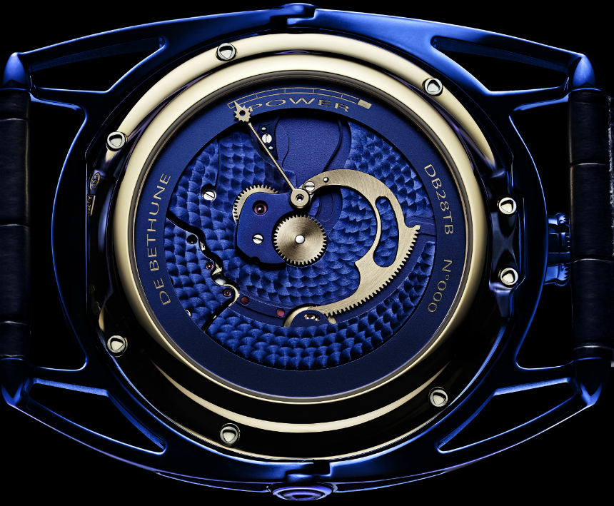 Hodinky De Bethune DB28T Kind of Blue