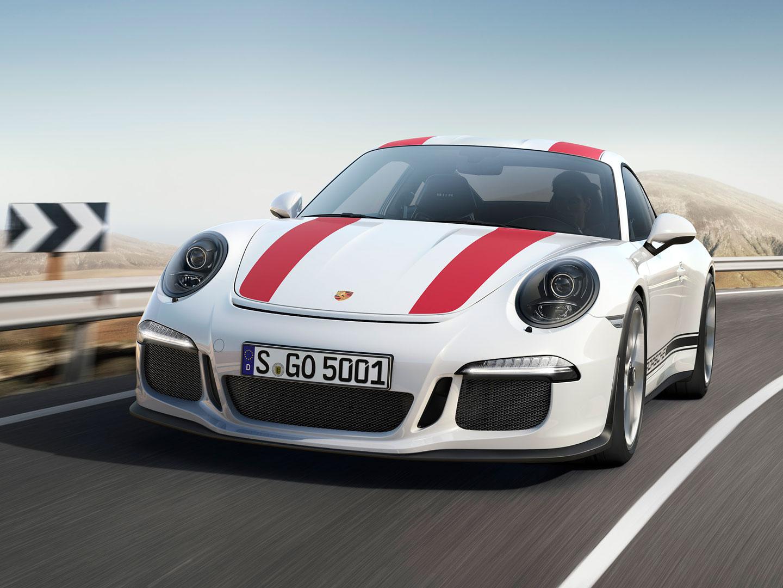 Limitovaná edice vozu Porsche - Porsche 911 R