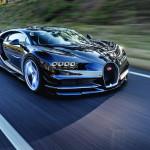 Bugatti Chiron – nejnovější hračka pro miliardáře