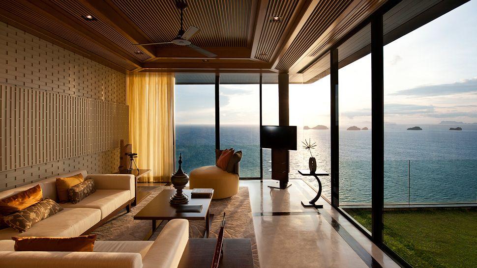 Luxusní dovolená Conrad Koh Samui